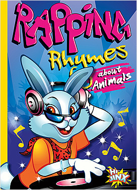 Cover: Rapping Rhymes about Animals