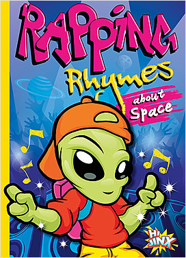 Cover: Rapping Rhymes about Space