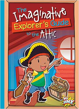 Cover: The Imaginative Explorer's Guide
