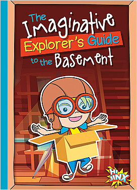 Cover: The Imaginative Explorer's Guide to the Attic