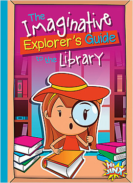 Cover: The Imaginative Explorer's Guide to the Library