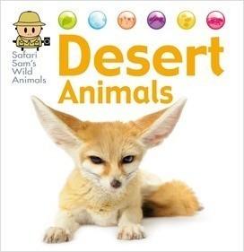 Cover: Safari Sam's Wild Animals