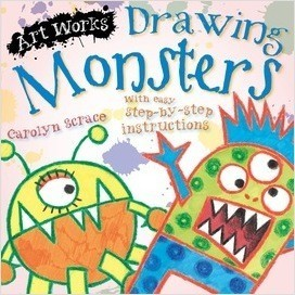 Cover: Drawing Monsters