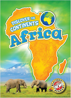Cover: Discover the Continents