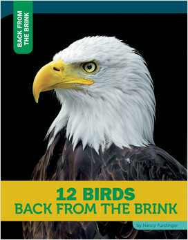 Cover: 12 Birds Back from the Brink