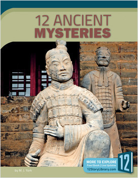Cover: 12 Ancient Mysteries