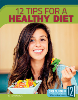 Cover: 12 Tips for a Healthy Diet