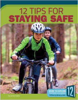 Cover: 12 Tips for Staying Safe