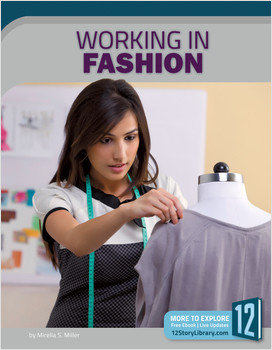 Cover: Working in Fashion