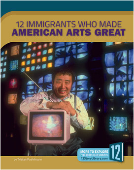 Cover: A Nation of Immigrants