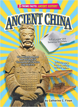 Cover: X-treme Facts: Ancient History
