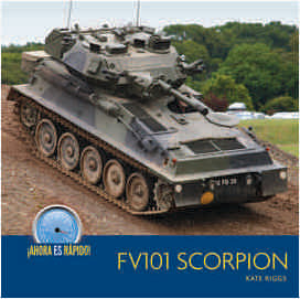 Cover: Escorpión FV101