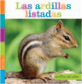 Cover: Semillas del saber (Seedlings: Backyard Animals)