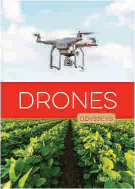 Cover: Odysseys in Technology: Drones