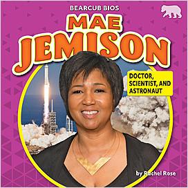 Cover: Mae Jemison