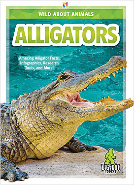 Cover: Wild About Animals