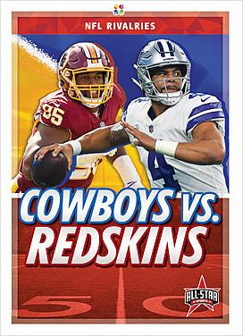 Cover: Cowboys vs. Redskins