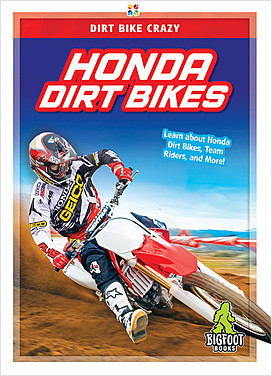 Cover: Dirt Bike Crazy