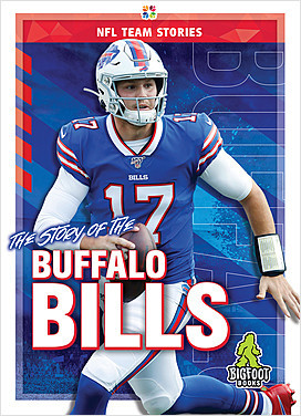 Cover: The Story of the Buffalo Bills