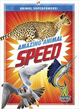 Cover: Animal Superpowers!