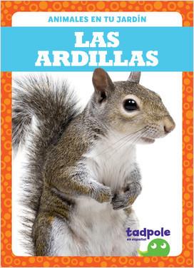 Cover: Animales en tu jardín