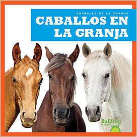 Cover: Animales de la granja (Farm Animals)