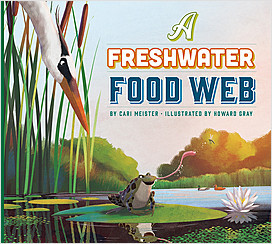 Cover: A Freshwater Food Web