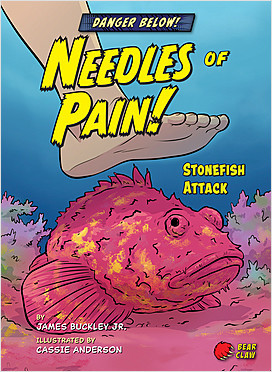 Cover: Needles of Pain!