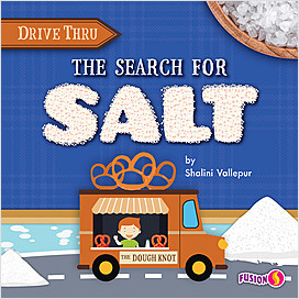Cover: The Search for Salt