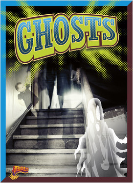 Cover: Ghosts