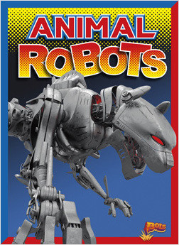 Cover: Mighty Bots