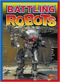 Cover: Battling Robots