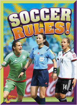 Cover: Soccer Rules!
