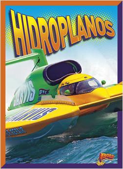 Cover: Hidroplanos