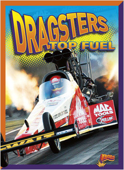 Cover: Dragsters Top Fuel
