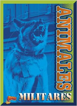 Cover: Animales militares
