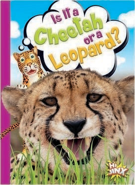 Cover: Is It a Cheetah or a Leopard?