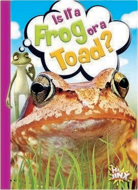 Cover: Is It a Frog or a Toad?