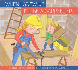 Cover: I'll Be a Carpenter