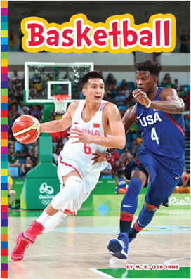 Cover: Summer Olympic Sports - Fall 2020