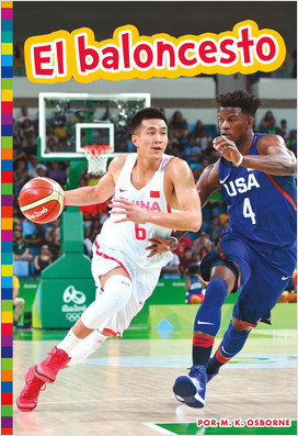 Cover: Deportes olímpicos de verano (Summer Olympic Sports)