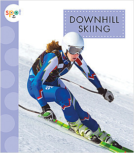 Cover: Downhill Skiing