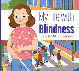 Cover: My Life with Blindness