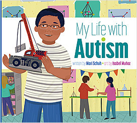 Cover: My Life with Autism