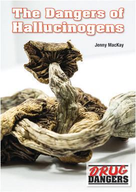 Cover: The Dangers of Hallucinogens
