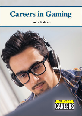 Cover: Careers in Gaming