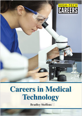 Cover: Careers in Medical Technology
