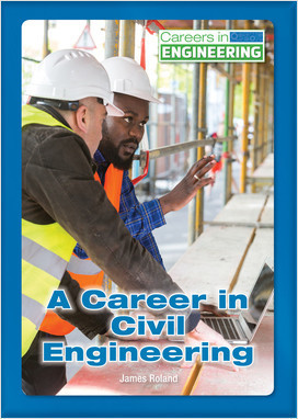 Cover: A Career in Civil Engineering