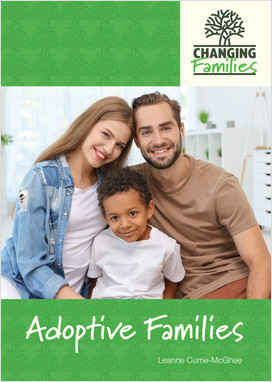 Cover: Changing Families