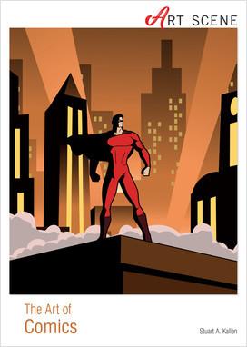 Cover: The Art of Comics